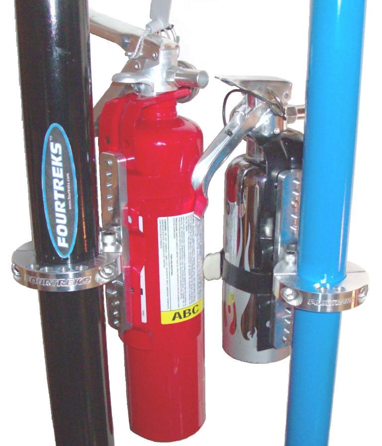Universal Car Roll Bar Fire Extinguisher Holder Mount ... |Fire Extinguisher Roll Bar Mount