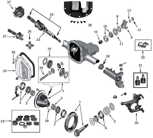 2004 escalade rear differential diagram 2004 exhaust diagram