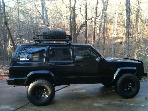 1996 Jeep Cherokee Sport Custom For Sale