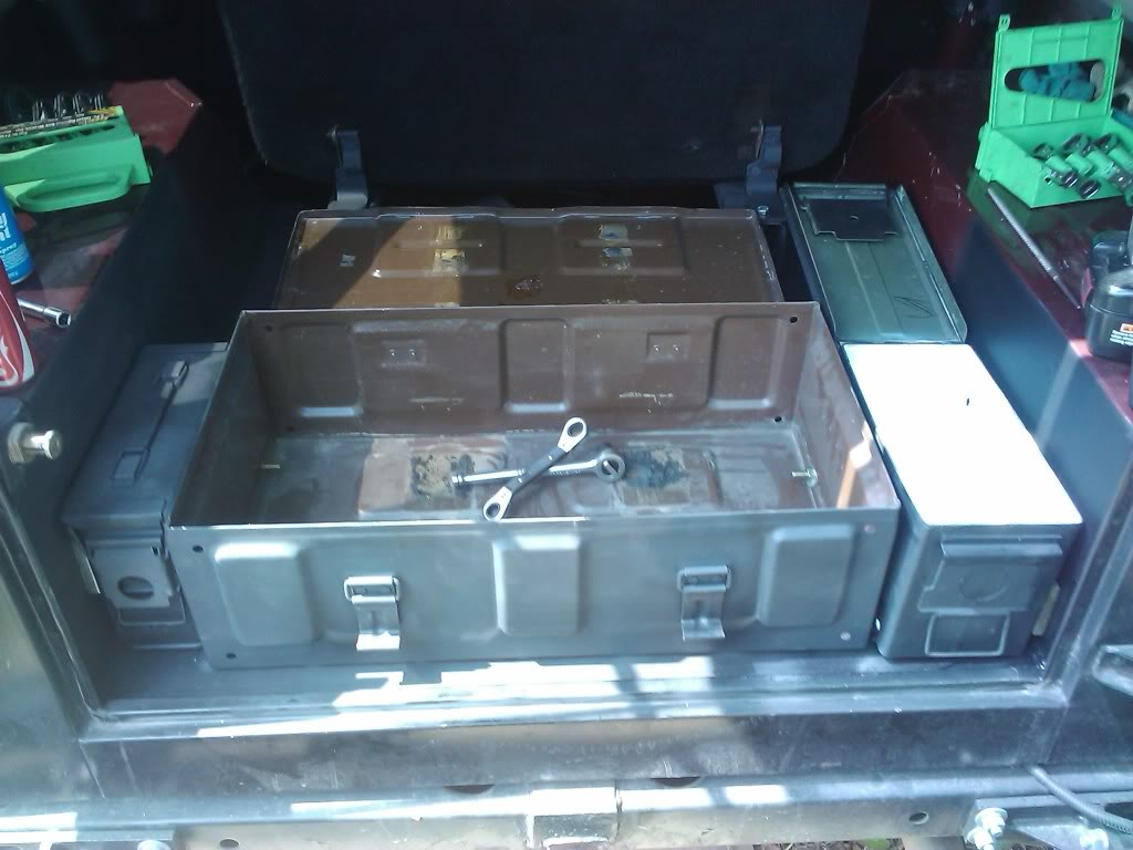 Got The New Ammo Can 81mm