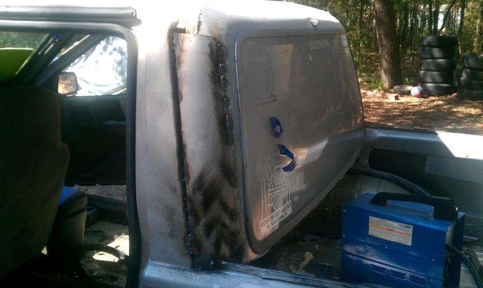 Zj Pickup Truck