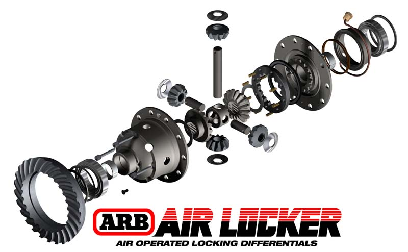arb lockers from daves offroad supply