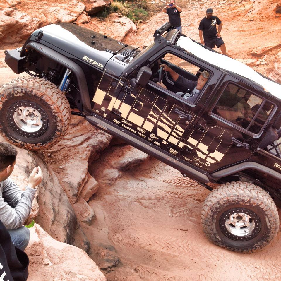 Genright Has Some Cool Stuff Planned For Easter Jeep Safari