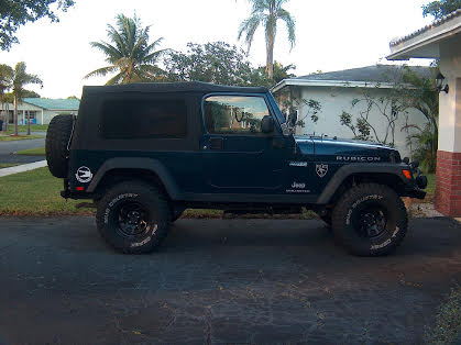 for sale 2005 jeep wrangler unlimited rubicon lj. Black Bedroom Furniture Sets. Home Design Ideas