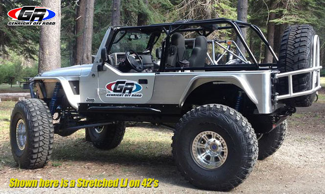 New Products From Genright Off Road