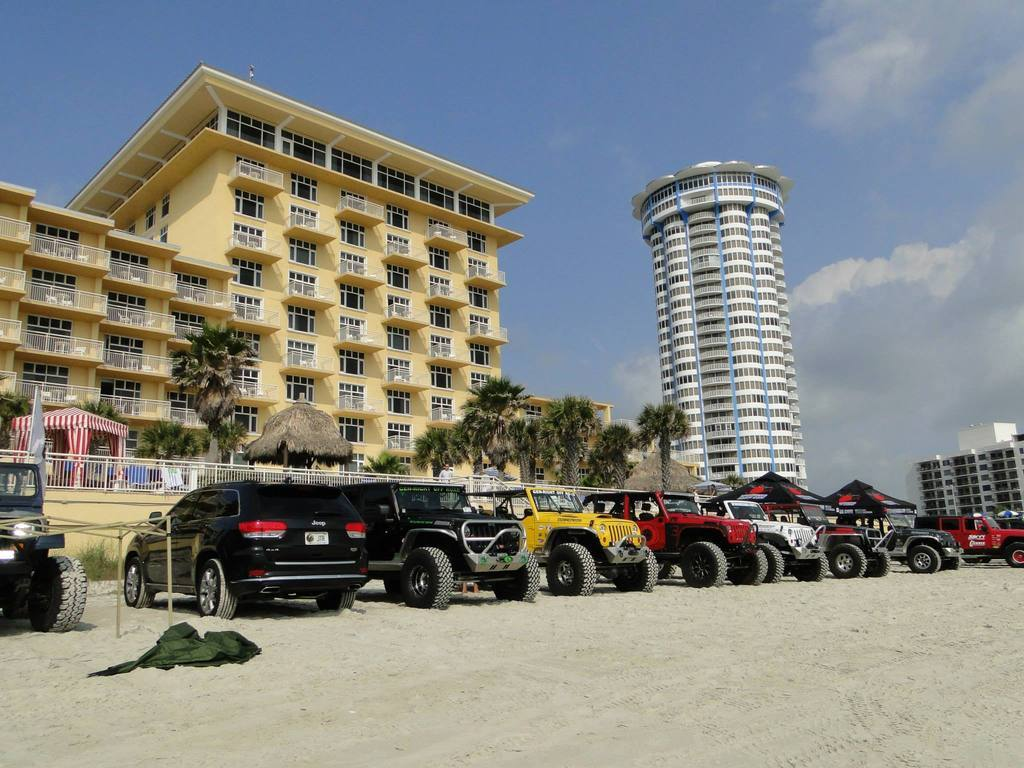 Genright Off Road Jeep Beach News