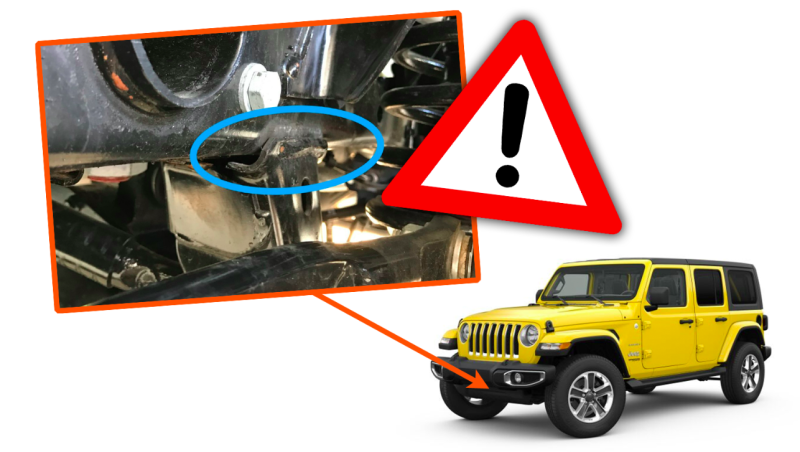Jeep Dealers Dayton Ohio >> Jeep Prepares to Recall New Wranglers Over Frame-Weld Defect
