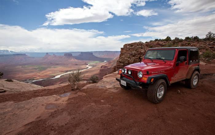 Dome Plateau Moab