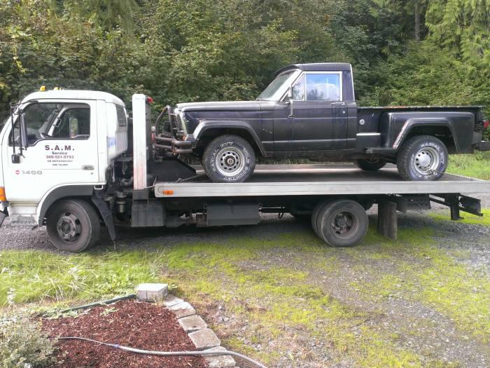 Jeep Liberty Window Regulator Recall >> #1 1980 J10 Sprotside - Jeepz.com Reader Rides