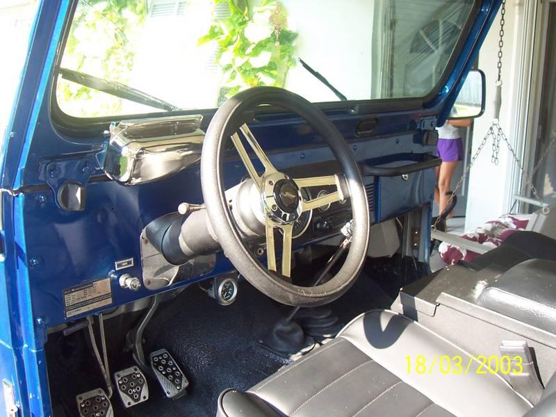 Dave123's Jeep CJ