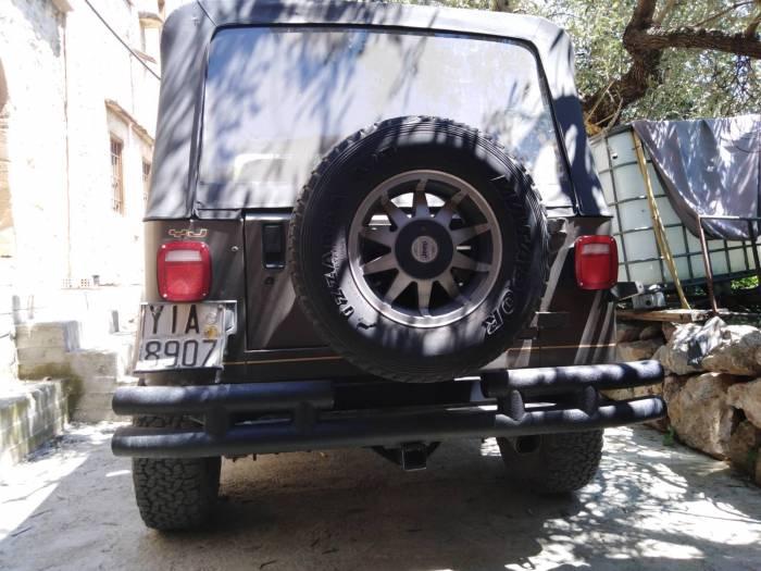 YJ jeep 4.2 1989
