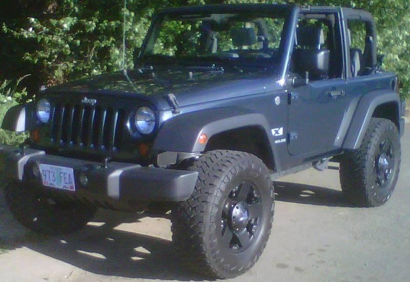 2007 Wrangler X