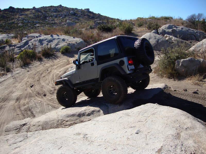 06TJ's Jeep