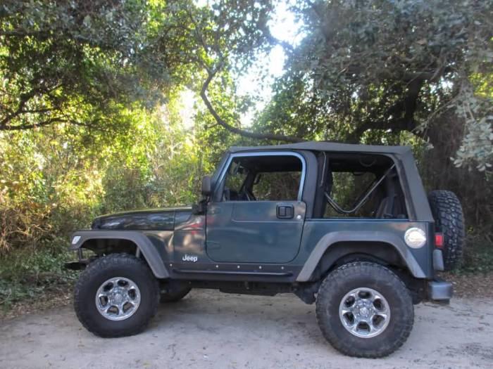 Terry's 2005 Jeep Wrangler