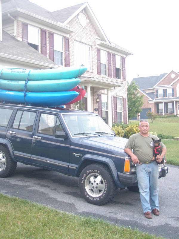 Prep for Kayaking MD