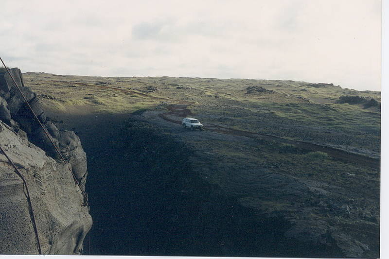 Iceland Cherokee