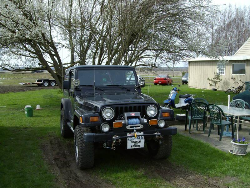 ke7cpk's 99 jeep