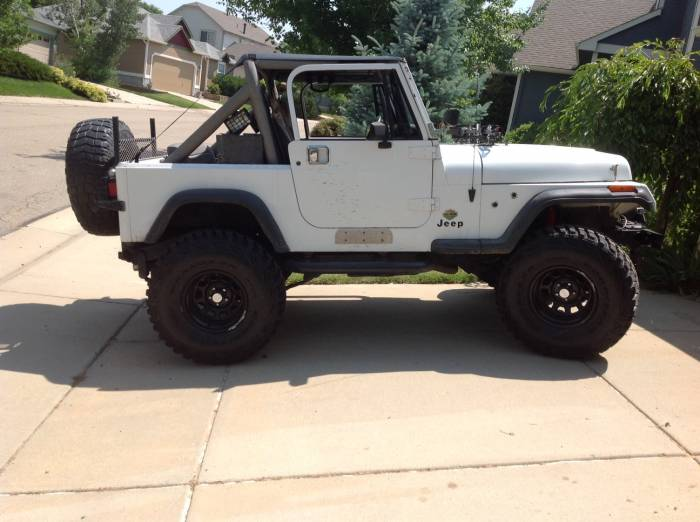 1991 Jeep YJ