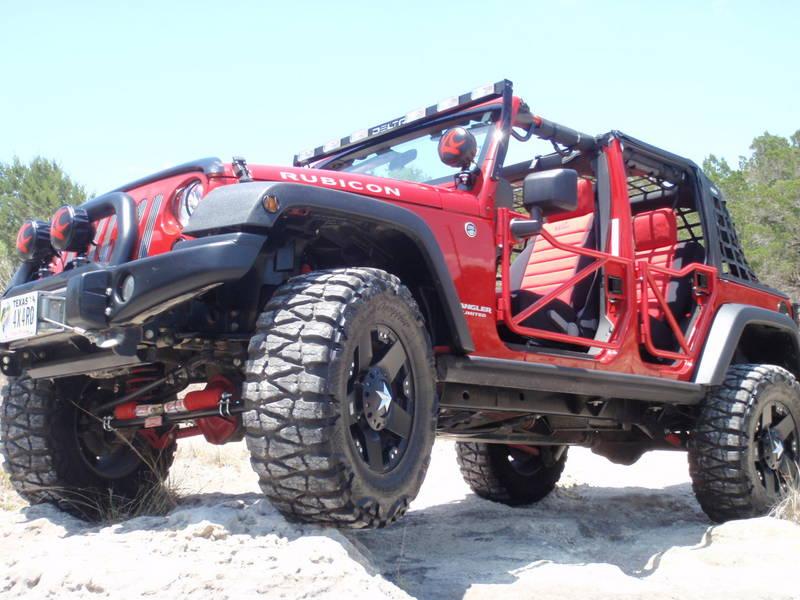 Jeep Liberty Window Regulator Recall >> bottom to top - Jeepz.com Reader Rides