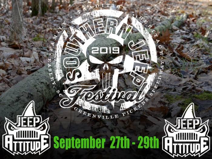 Southern Jeep Festival / Jeep Attitude