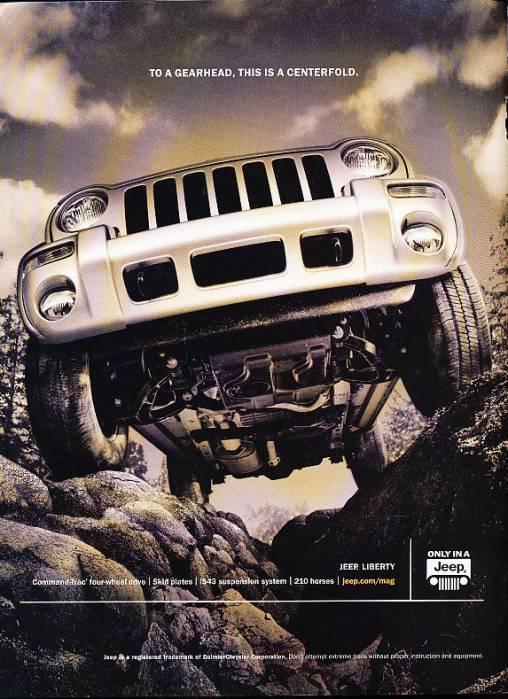 2003 Jeep Liberty - gearhead