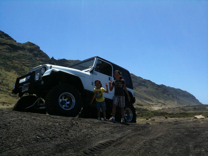 cj7 Oahu,Hawaii
