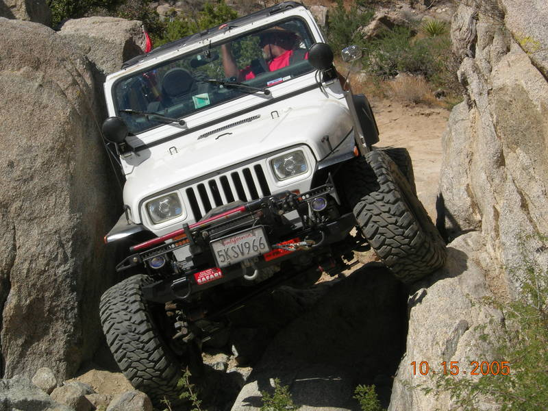 Jeep-Squeeze, so. Ca