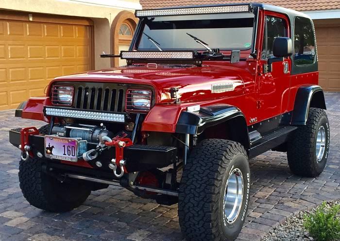 94 Jeep Wrangler YJ/SE 4.7L Stroker