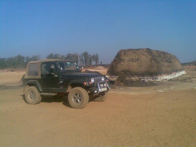 Zimbabwe Brick Field