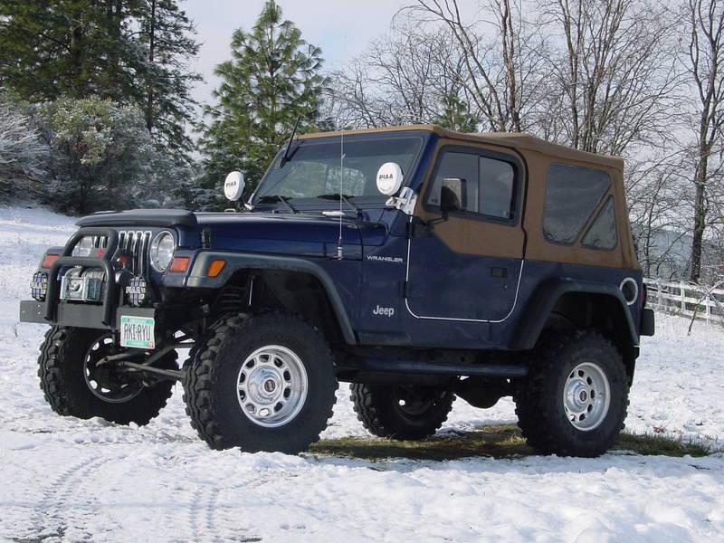 97 TJ Sport Wrangler