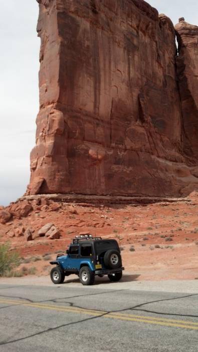 Moab..the park