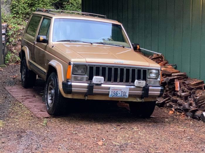 My 85 XJ