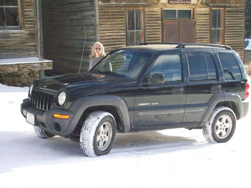 Rick's Jeep